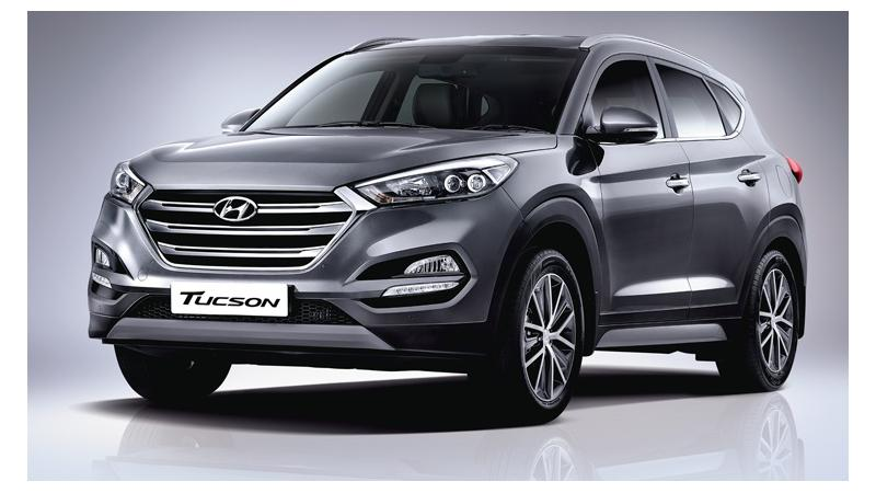 2016 Hyundai Tucson: All you need to know