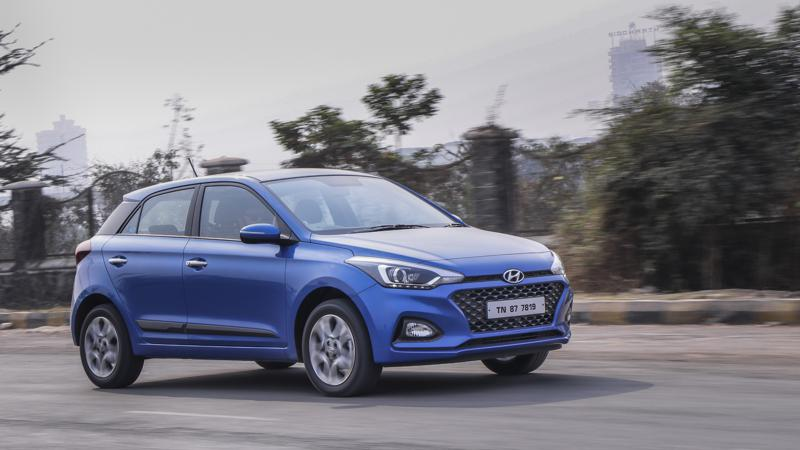 BS6 Hyundai Elite i20 variants detailed