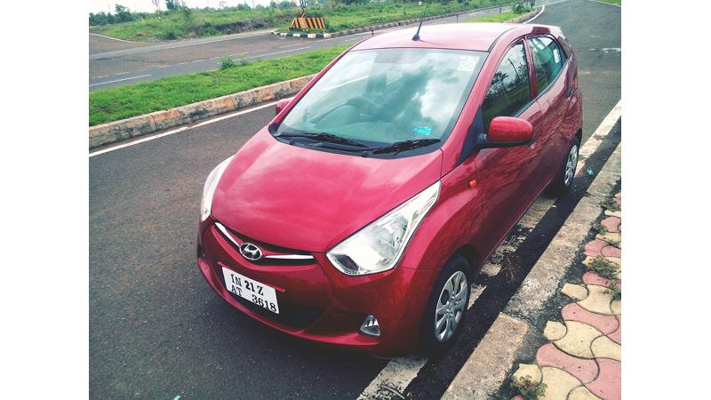 Hyundai Eon recalled over clutch cable issue