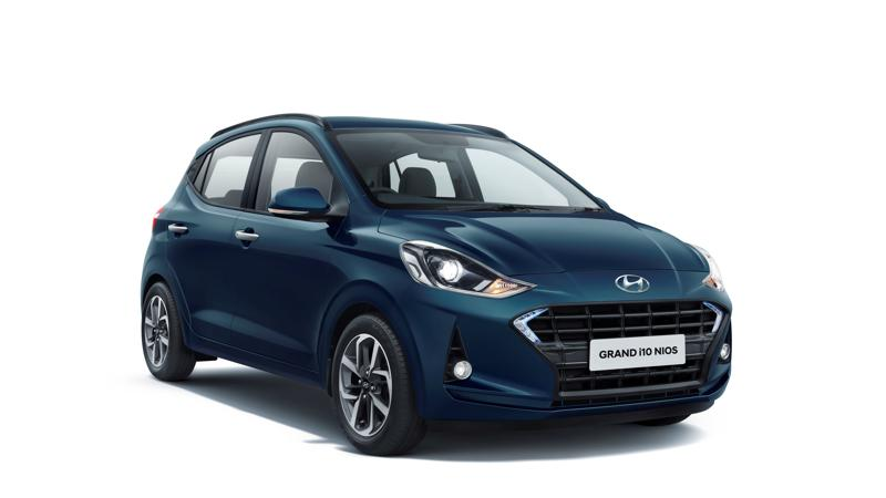 All-new third generation Hyundai Grand i10 Nios breaks cover