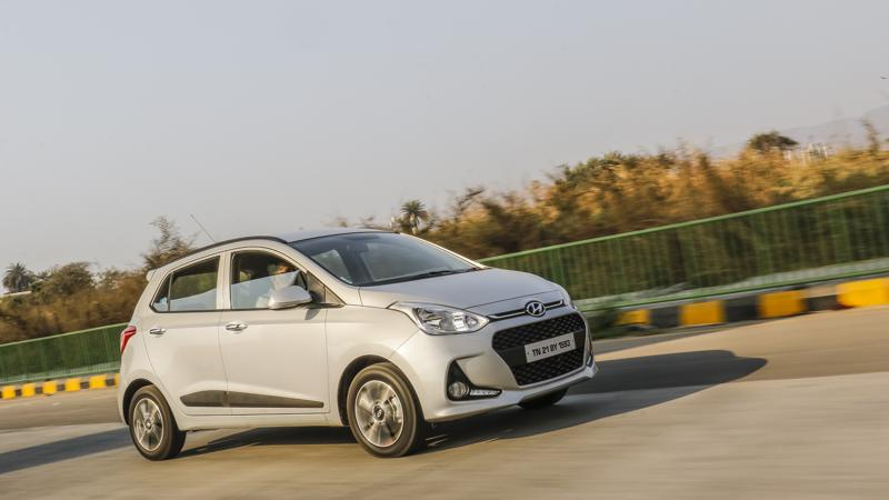Hyundai Grand i10 Magna now gets a CNG option