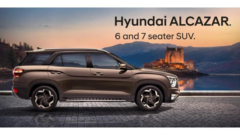 Hyundai Alcazar specifications revealed ahead of India launch