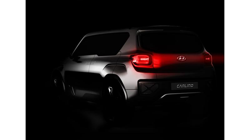 Hyundai India plans a sub-four metre SUV