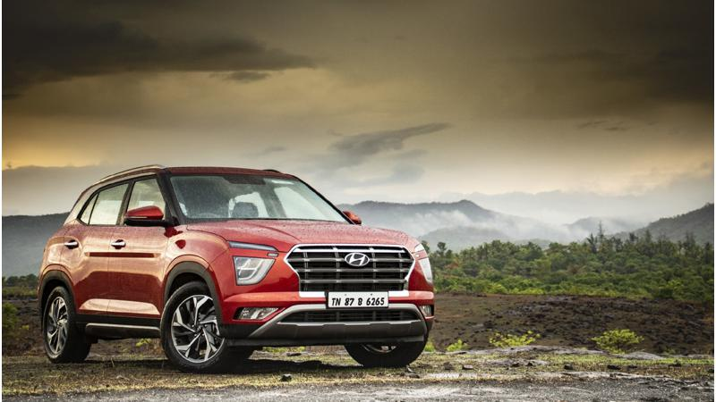 Hyundai Creta outsells Kia Seltos in August