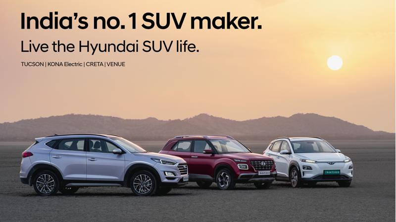 Hyundai achieves over 1 million Made in India SUVs