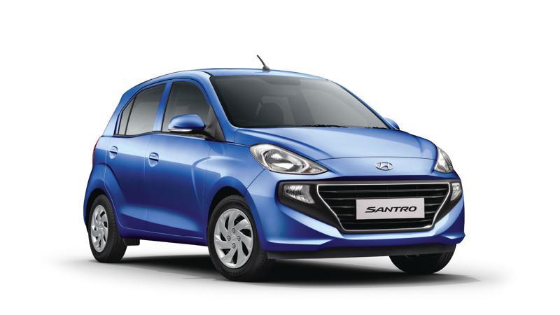 Hyundai launches BS6 Santro CNG at Rs 5.84 lakh