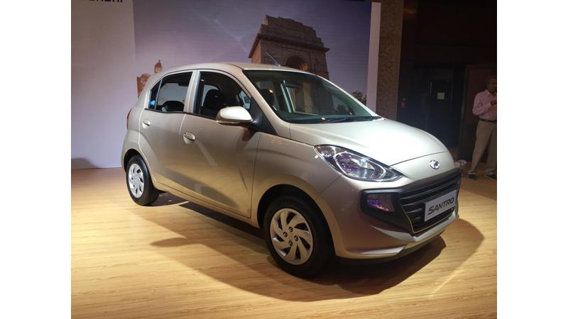 2018 Hyundai Santro variants explained
