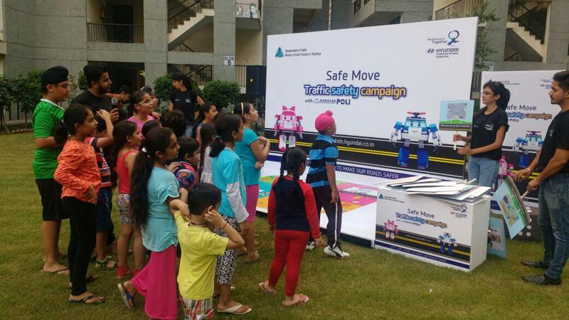 Hyundai announces phase II of Safe Move Traffic Safety Campaign