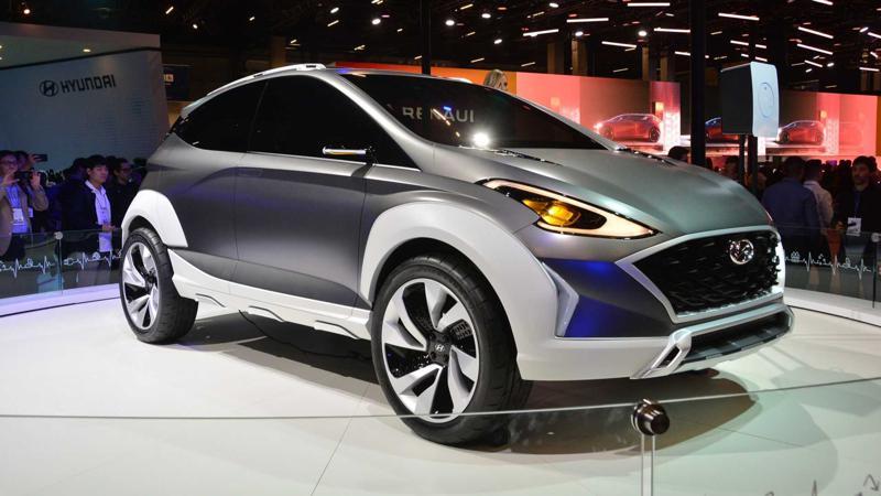 Hyundai Saga EV concept showcased in Brazil