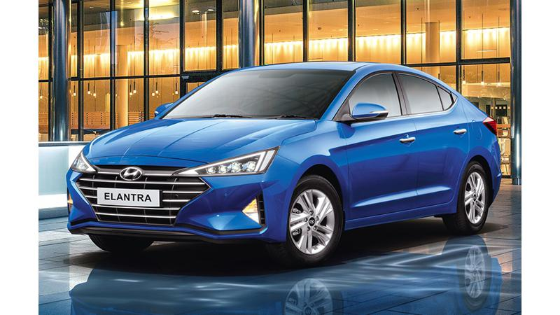 Hyundai India launches the Elantra facelift, prices begin at Rs 15.89 lakhs
