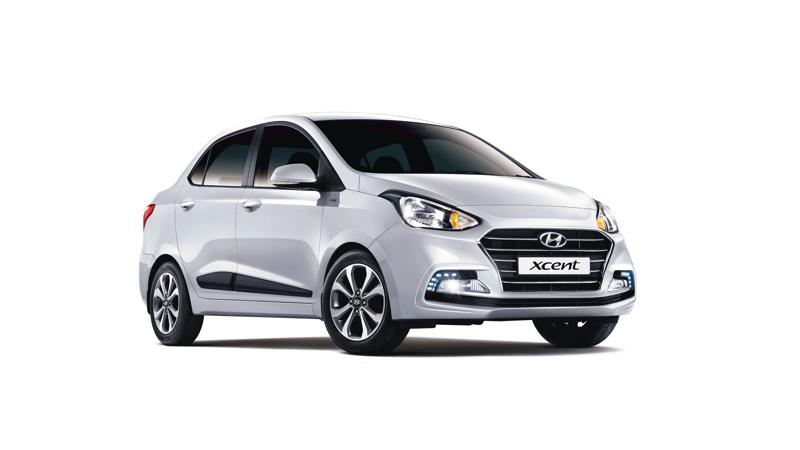 2017 Hyundai Xcent variants detailed