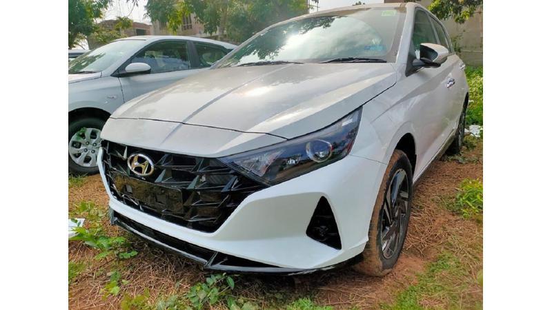 Hyundai's new i20 makes its way to the dealership yards