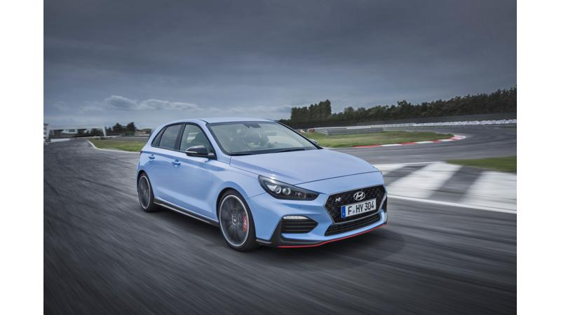 Hyundai i30 N prices revealed