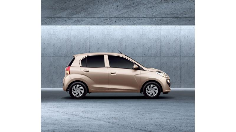 2018 Hyundai Santro officially unveiled