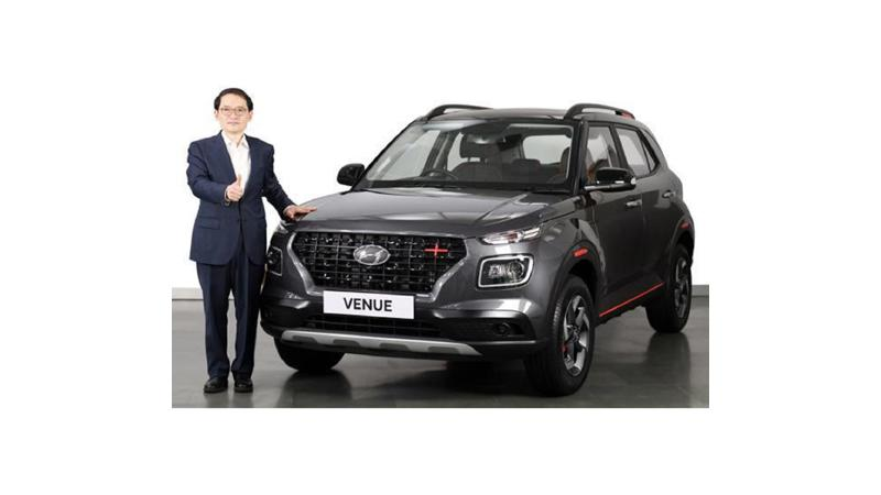 Hyundai India launches Venue iMT variant at Rs 9.99 lakh