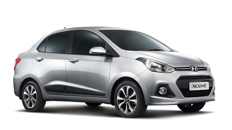Hyundai India reveals Xcent compact sedan in India, launches it in March