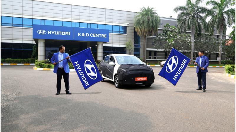 Hyundai Aura engine specifications revealed