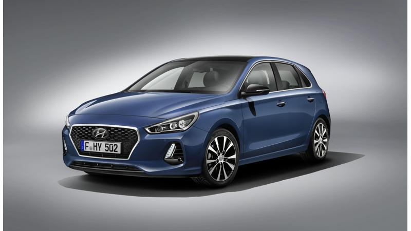 New Hyundai i30 UK specifications announced