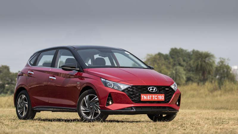 Hyundai i20 accumulates 20,000 bookings within  20 days of launch