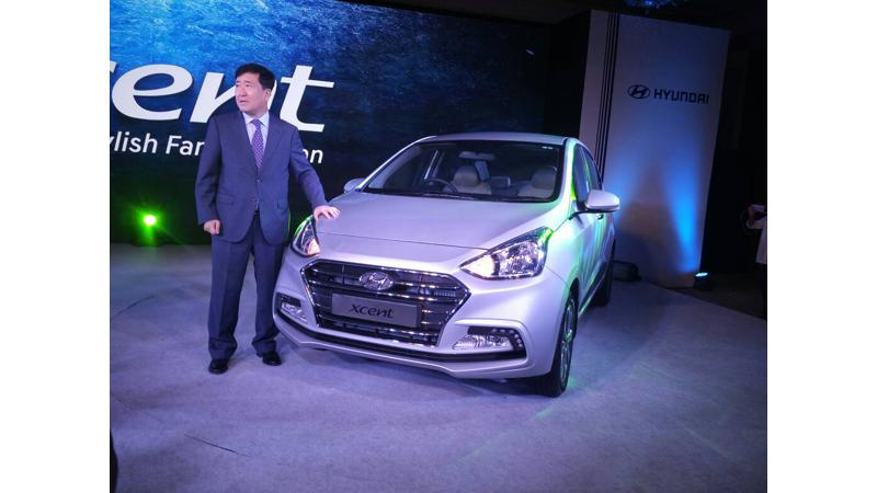 2017 Hyundai Xcent now available at Rs 5.38 lakh