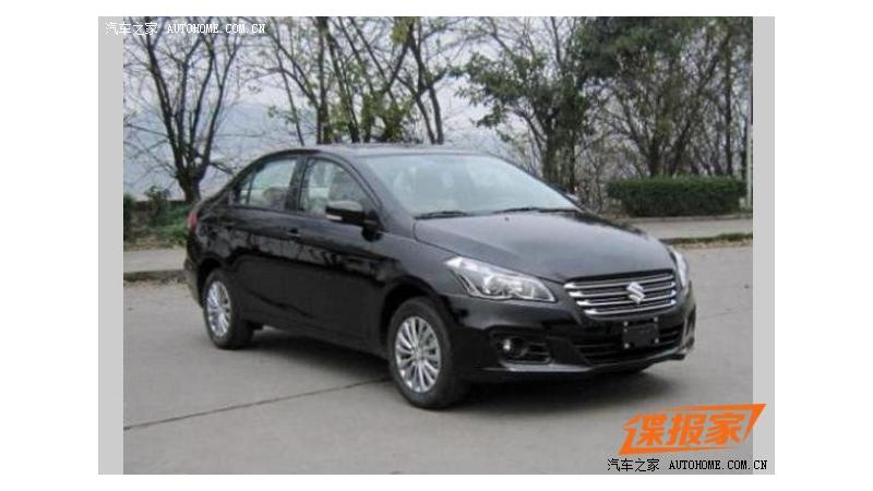 Images of Suzuki Alivio aka Ciaz appear on inter-web, launch likely before September in India