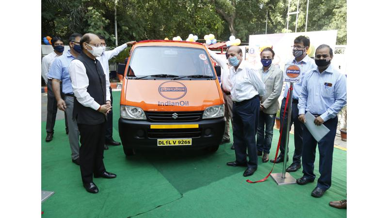 Indian Oil teams up with Home-Mechanic to initiate 'Home-Mechanic IND' service