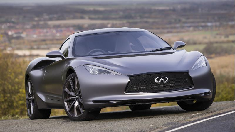 Infiniti to target China with their first electric vehicle