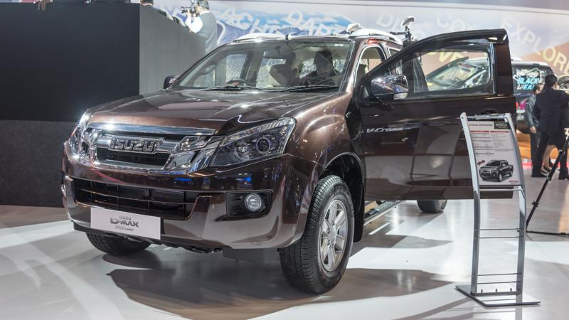 Isuzu D-Max V-Cross - What to expect?