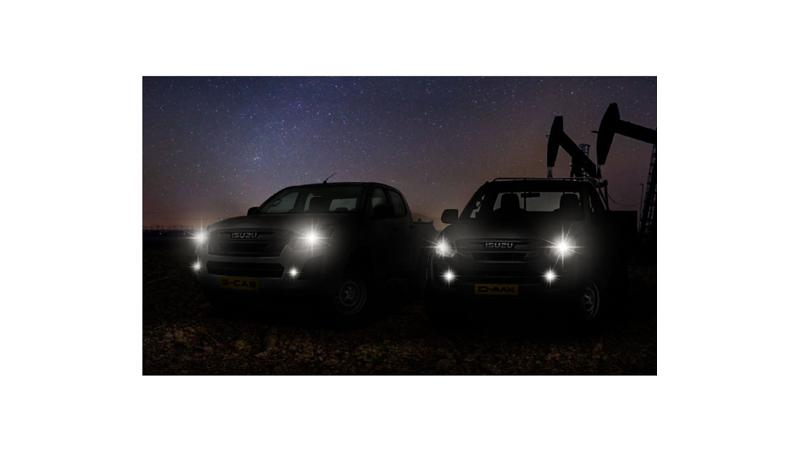 Isuzu teases BS6 D-Max ahead of launch in India on 14 October