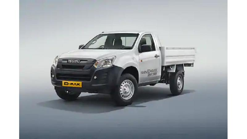 Isuzu launches BS6-compliant D-Max and S-Cab models in India; priced at Rs 7.84 lakh and 9.82 lakh