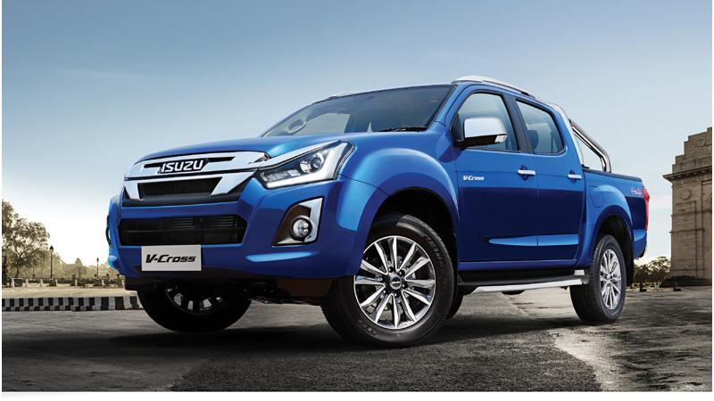 BS6 Isuzu D-Max V-Cross features and specs leaked ahead of launch in India