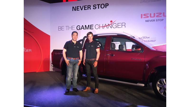 Isuzu ropes in Jonty Rhodes to make lifestyle pickup mainstream in India