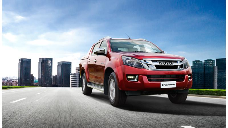 Top seven new features on the 2018 Isuzu V-Cross