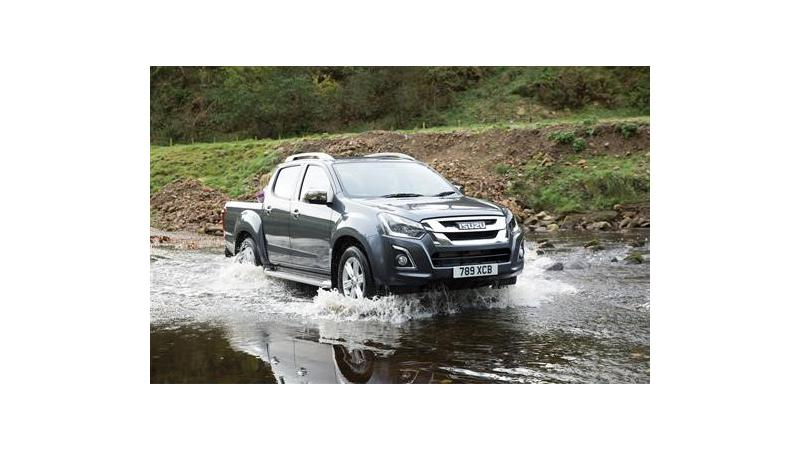 New generation Isuzu D-Max to be revealed at CV Show
