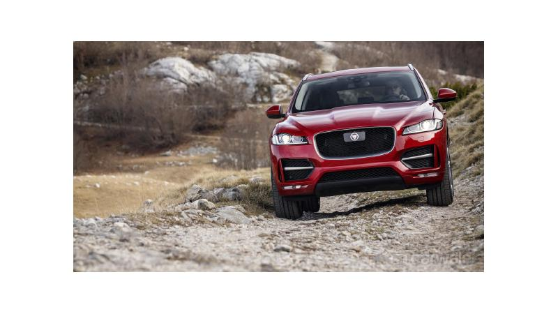 Jaguar F-Pace India features revealed