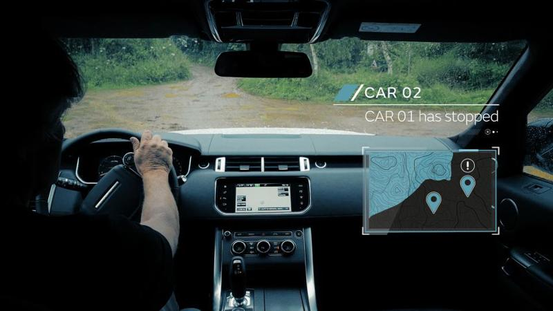 Jaguar Land-Rover working on autonomous driving tech for all terrain