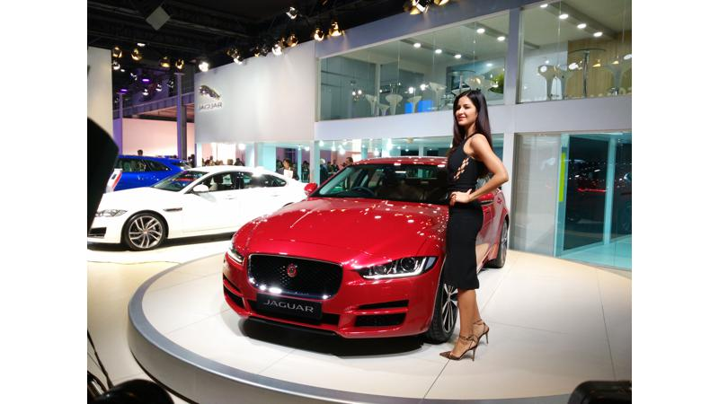 Jaguar commences bookings of the XE diesel version in India