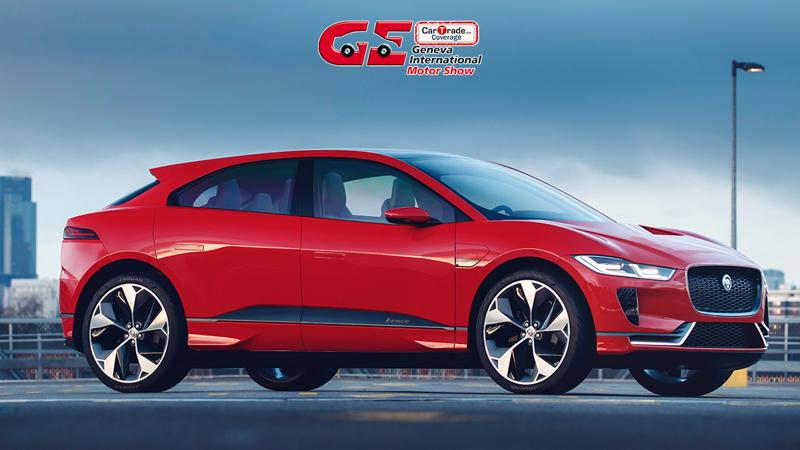 Geneva 2017: Jaguar to showcase the I-Pace Concept