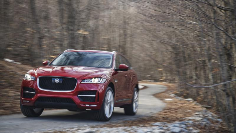 Jaguar to launch F-Pace crossover on October 20