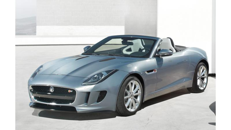 Jaguar F-Type to be launched on July 8, 2013 in India
