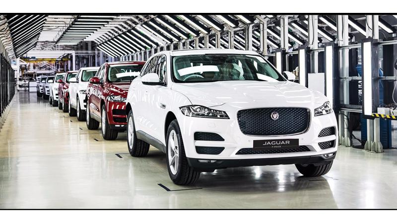 Locally manufactured Jaguar F-Pace launched in India at Rs 60.02 lakhs