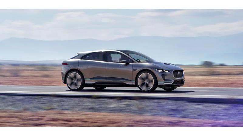 Jaguar Land Rover India to launch I-Pace in Q1 2021