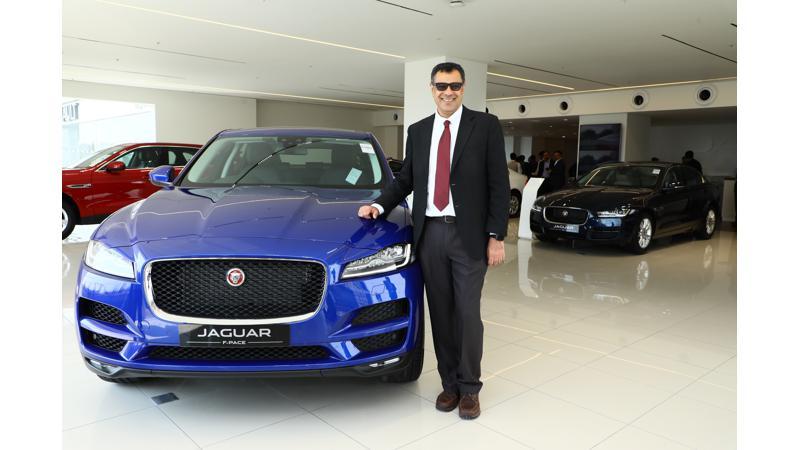 Jaguar Land Rover inaugurates a new showroom in Kolkata | CarTrade
