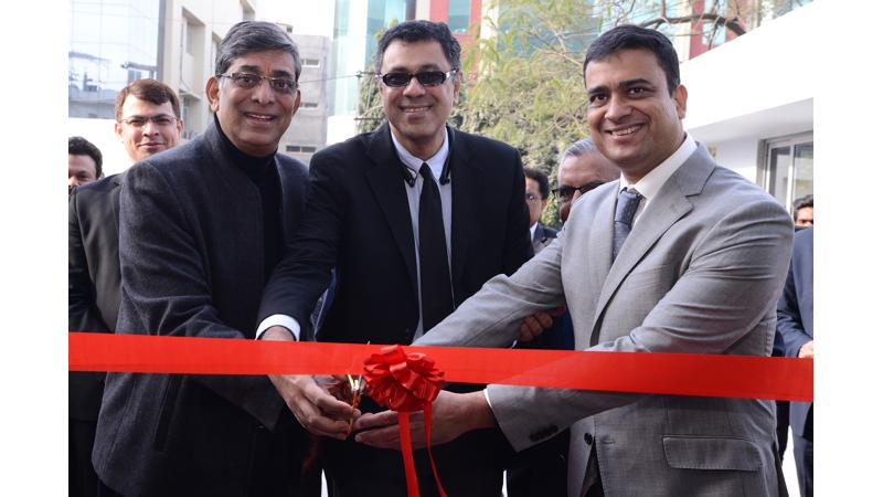 Jaguar Land Rover inaugurates a new facility in Noida
