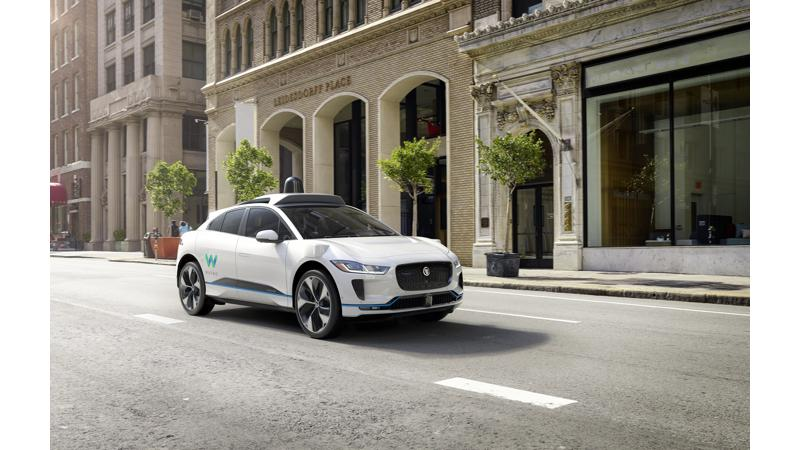JLR and Waymo join hands to build autonomous electric vehicles
