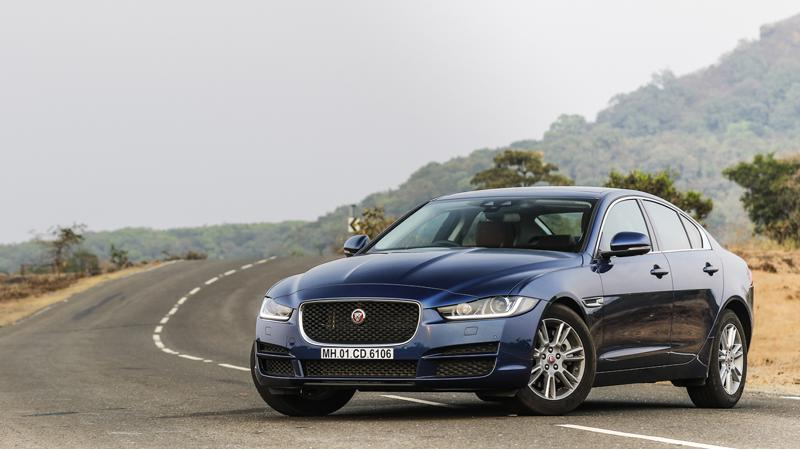 Jaguar launches XE Diesel in India at Rs 38.25 lakh