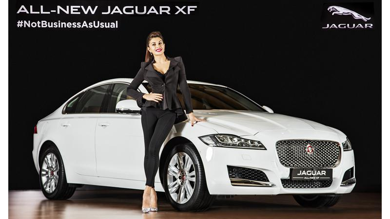 Jaguar launches 2016 XF in India at Rs 49.50 lakh