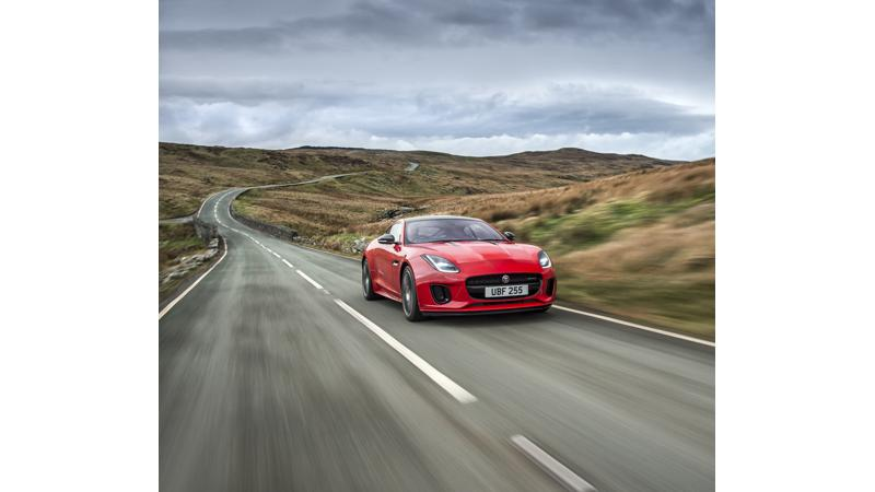 Jaguar launches new F-Type four-cylinder in India at Rs 90.93 lakhs