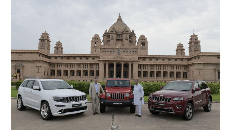 Jeep Wrangler Unlimited launched in India at Rs 71.59 lakh