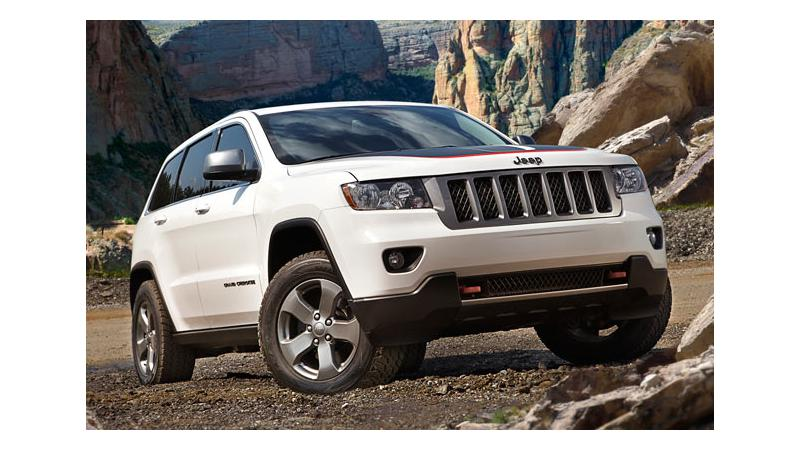 Jeep Grand Cherokee and Wrangler to mark Indian presence this year